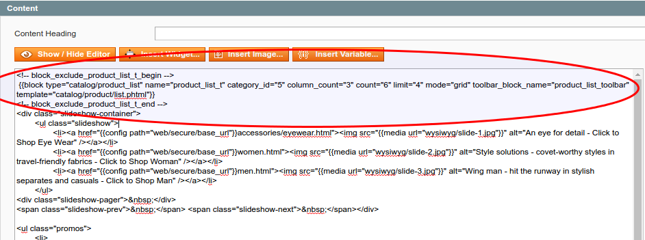How to add custom dynamic block - Full Page Cache documentation